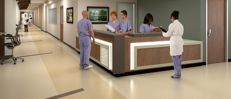 В больницу или медицинский кабинет